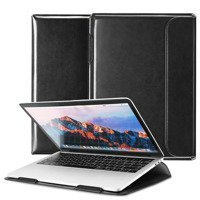 "[RETURNED ITEM] Dux Ducis HEFI MacBook Standing Pouch 12"" Black"