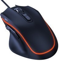 Baseus Gamo 9 Programmable Buttons Gaming Mouse black (GMGM01-01)