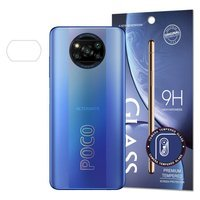 Camera Tempered Glass super durable 9H glass protector Xiaomi Poco X3 Pro / Poxo X3 NFC (packaging – envelope)