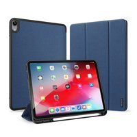 DUX DUCIS Domo Tablet Cover with Multi-angle Stand and Smart Sleep Function for iPad Air 2020 blue (no Smart Sleep function)