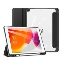 Dux Ducis Toby armored tough Smart Cover for iPad 10.2'' 2020 / iPad 10.2'' 2019 with a holder for Apple Pencil black