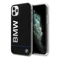 "Etui BMW BMHCN58PCUBBK iPhone iPhone 11 Pro 5,8"" czarny/black hardcase Signature Printed Logo"