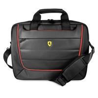 "Ferrari Bag FECB15BK laptop 15 ""black / black Scuderia"