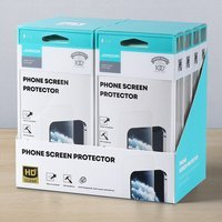 Joyroom Knight Series 40x set 2,5D tempered glass for iPhone 12 mini transparent (JR-PF841)