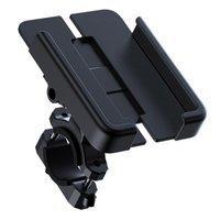 Joyroom adjustable phone bike mount holder for handlebar black (JR-ZS252)