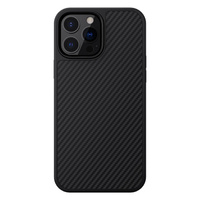 Nillkin Synthetic Fiber Carbon case cover for iPhone 13 Pro Max black
