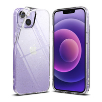 Ringke Air Ultra-Thin Cover Gel TPU Case for iPhone 13 mini glitter transparent (A539E77)