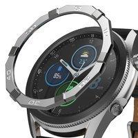 Ringke Bezel Styling case frame envelope ring Samsung Galaxy Watch 3 45 mm steel (Stainless Steel) (GW3-45-47)