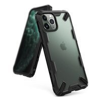 Ringke Fusion X Matte durable PC Case with TPU Bumper for iPhone 11 Pro Max black (XMAP0003)