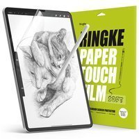 """Ringke PAPER TOUCH  Soft Paper-like Screen Protector 2-pack iPad Pro 12.9"""" 2021/ 2020/ 2018 transparent (PF13S041)"""