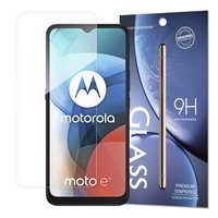 Tempered Glass 9H Screen Protector for Motorola Moto E7 (packaging – envelope)