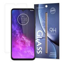 Tempered Glass 9H Screen Protector for Motorola One Zoom (packaging – envelope)