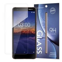 Tempered Glass 9H Screen Protector for Nokia 3.1 (packaging – envelope)