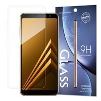 Tempered Glass 9H Screen Protector for Samsung Galaxy A8 2018 (packaging – envelope)