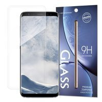 Tempered Glass 9H Screen Protector for Samsung Galaxy S8 (packaging – envelope)