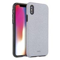 UNIQ case Lithos iPhone Xs Max light gray / light gray
