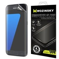 Wozinsky 3D Screen Protector Film Full Coveraged for Samsung Galaxy S6 Edge G925