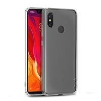 iPaky Effort TPU cover + 9H tempered glass for Xiaomi Mi 8 Explorer transparent