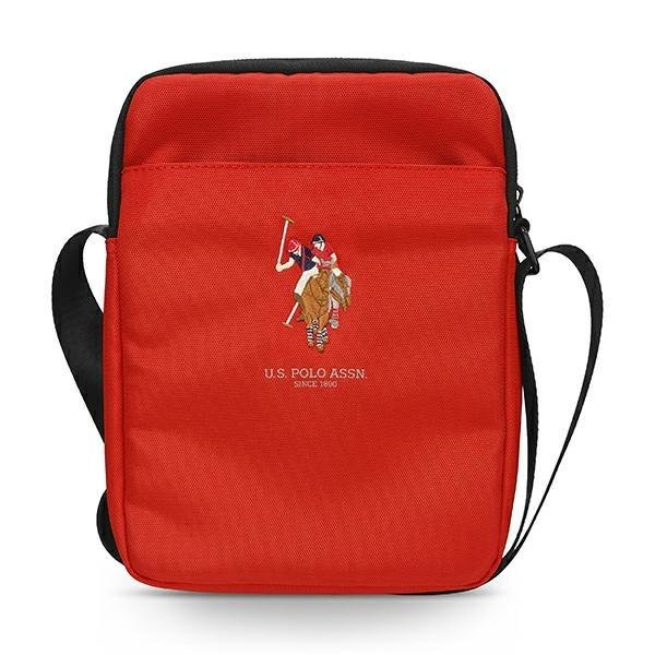 """US Polo Bag USTB10PUGFLRE 10 """"red / red"""