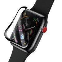 Baseus folia ochronna na cały ekran Full Screen 0.2mm Apple Watch 4 40mm (SGAPWA4-G01)