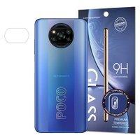 Camera Tempered Glass szkło hartowane 9H na aparat kamerę Xiaomi Poco X3 Pro / Poxo X3 NFC (opakowanie – koperta)