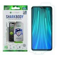 Shark Full Body Film antybakteryjna samoregenerująca się folia ochronna na cały telefon (przód + tył) Xiaomi Redmi Note 8 Pro