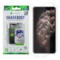 Shark Full Body Film antybakteryjna samoregenerująca się folia ochronna na cały telefon (przód + tył) iPhone 11 Pro Max