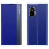 Sleep Case pokrowiec etui z klapką typu Smart Cover Xiaomi Redmi Note 10 Pro niebieski