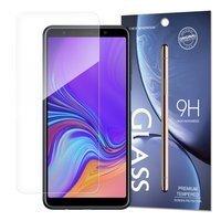 Tempered Glass szkło hartowane 9H Samsung Galaxy A7 2018 (opakowanie – koperta)