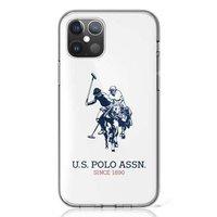 US Polo USHCP12STPUHRWH iPhone 12 mini biały/white Shiny Big Logo