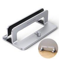 Ugreen aluminiowy pionowy stojak uchwyt podstawka na MacBooka laptopa tablet srebrny (20471 LP258)