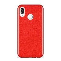 Wozinsky Glitter Case błyszczące etui pokrowiec z brokatem Samsung Galaxy A9 2016 czerwony