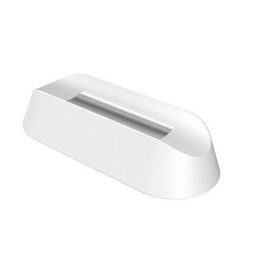 Baseus samoprzylepny uchwyt magnetyczny do bezprzewodowej lampki LED biały (DGXC-B02)