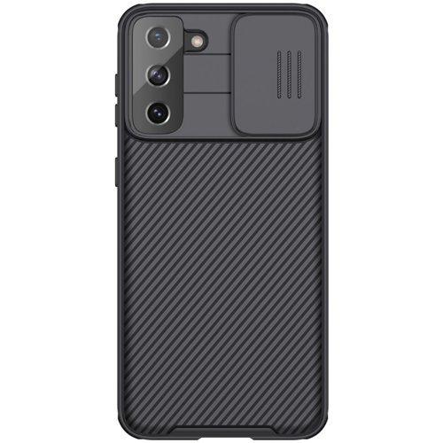 Nillkin CamShield Pro Case pancerne etui pokrowiec osłona na aparat kamerę Samsung Galaxy S21+ 5G (S21 Plus 5G) czarny